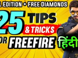 free fire pro tips and tricks in hindi