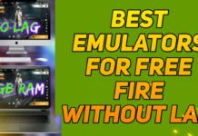 Free fire best emulator