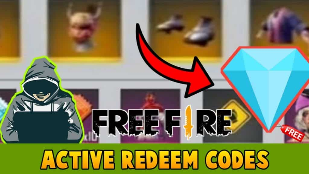 free fire Active redeem code daily update