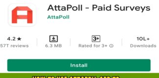 How To Use Attapoll App To Generate Free Diamonds