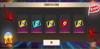 How to get custom card in free fire